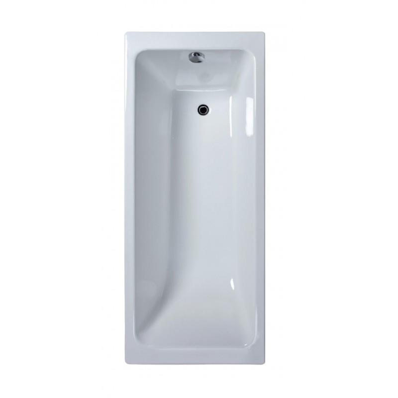 Ванна чугунная 1500/700 Оптима + ножки