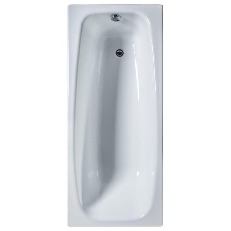 Ванна чугунная 1700/700 Грация + ножки