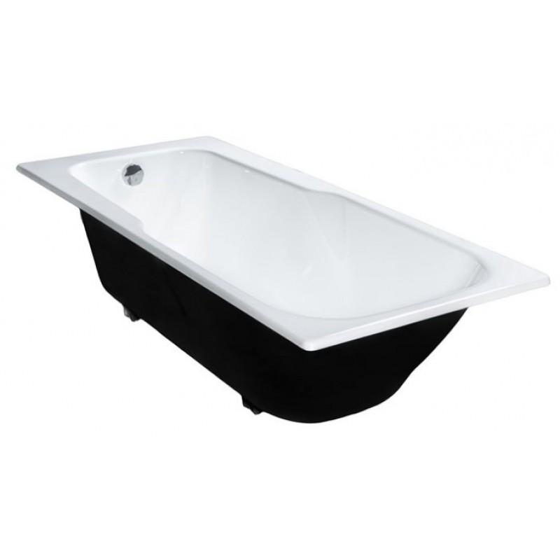 Ванна чугунная 1700/750 Эврика + ножки